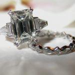 ring - Emerald Cut