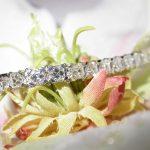 bracelet - Asscher Cut Diamond Line