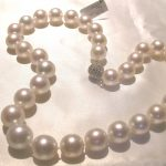necklace - White South Sea Pearls